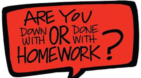 Should students have homework? Debateorg